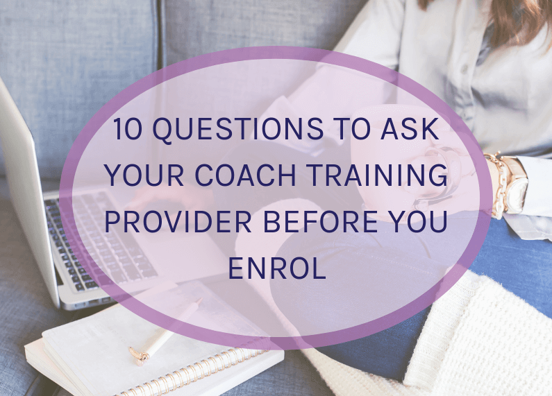 10 questions to ask