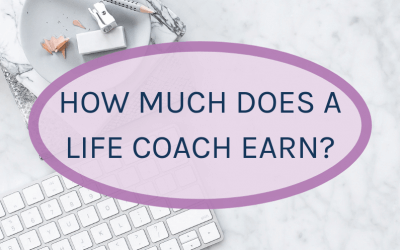 How much does a life coach earn?