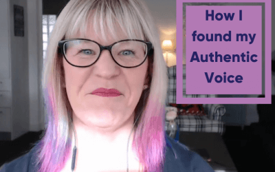 How I found my Authentic Voice