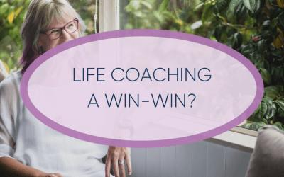 Life Coaching is Win / Win
